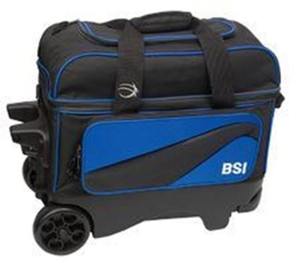 Picture of BSI Large Wheel Double Roller Bag