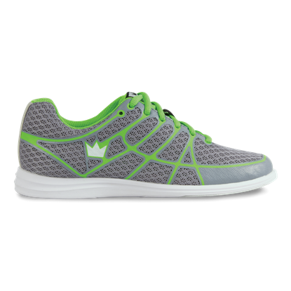 Picture of Women's Brunswick Aura Grey/Lime